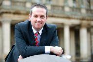 Cllr John Clancy Leader of BCC